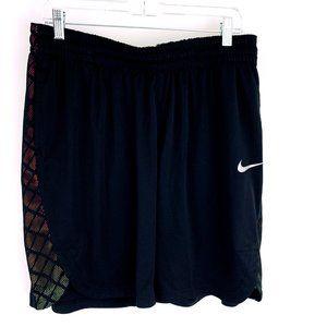 Nike Women's Elite Series Wicking Training Shorts L 813939-010